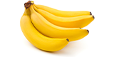 receta de bizcocho de plátano esponjoso